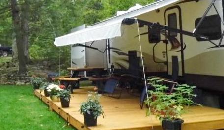 Seasonal Campers